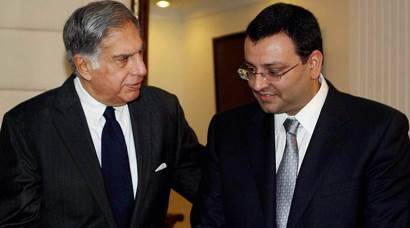 Cyrus Mistry says was pushed to a position of 'lame duck' chairman