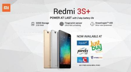 Xiaomi announces Redmi 3S+, its first ever offline exclusive smartphone