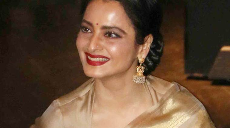 When A 15- Year-Old Rekha Was Allegedly Molested By Actor Biswajeet  Entertainment -3992