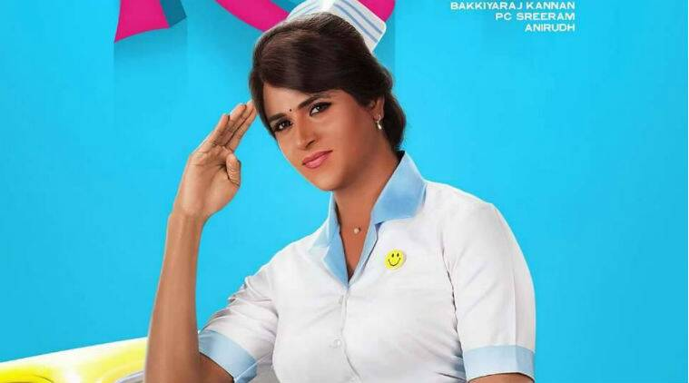 For this film, Sivakarthikeyan has dressed in drag, and he has nailed it going by his looks.