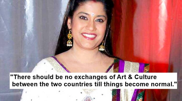 renuka shahane, indi-pakistan, india-pkaistan facebook post, renuka shahane facebook, renuka shahane latest facebook, renuka shahane latest facebook post, renuka shahane india pakistan, indian express, indian express news, trending in india, trending