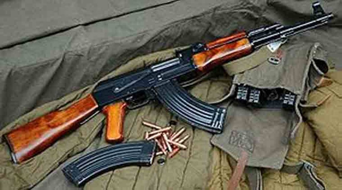 guns, weapons, arms, country made arms, howrah, news, latest news, india news, national news,