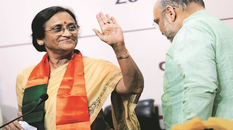 Rita Bahuguna Joshi, Ritab Bahuguna exit, Congress, news, latest news, India news, national news