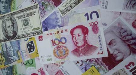 China's yuan edges up on stronger fixing, vulnerable dollar