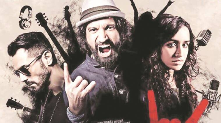 Rock On, Rock On 2, farhan akhtar, abhishek kapoor, shankar ehsaan loy, rock on 2 story, rock on 2 cast, shraddha kapoor, jaago, mirziya, rock on music, indian express news, music review, indian express review