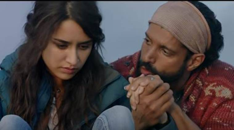 Rock on 2 movie audience reaction, Rock on 2 audience reaction, Rock on 2, Rock on 2 movie, Farhan Akhtar, Shraddha Kapoor