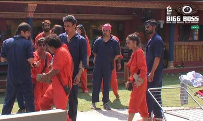 bigg boss, bigg boss 10, navin prakash, vj bani, rohan mehra, karan mehra, manoj punjabi, rahul dev, gaurav chopra, mona lisa, bigg boss updates, bigg boss news, indian express, indian express news, entertainment photo, bigg boss photo