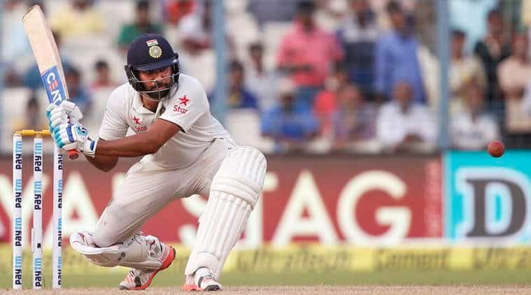 india vs sri lanka, india squad, india sri lanka squad, rohit sharma, karun nair, india test squad vs sri lanka, cricket news, sports news, indian express