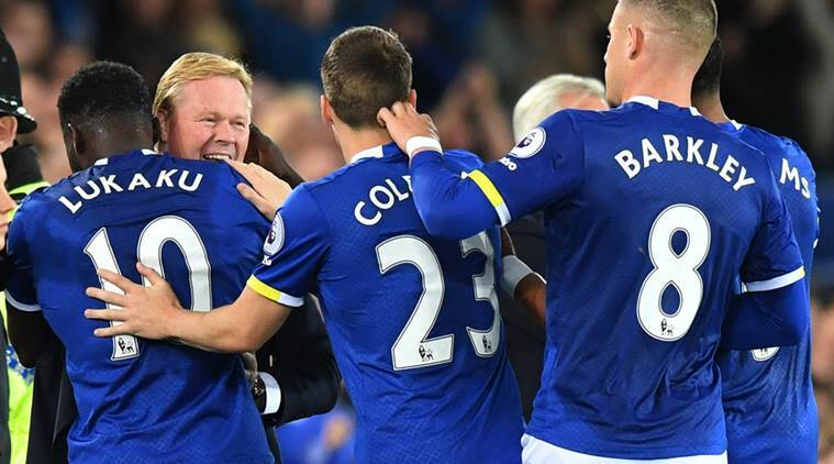 everton, seamus coleman, ronald koeman, koeman, everton koeman, everton premier league, premier league table, premier league scores, football news, sports news