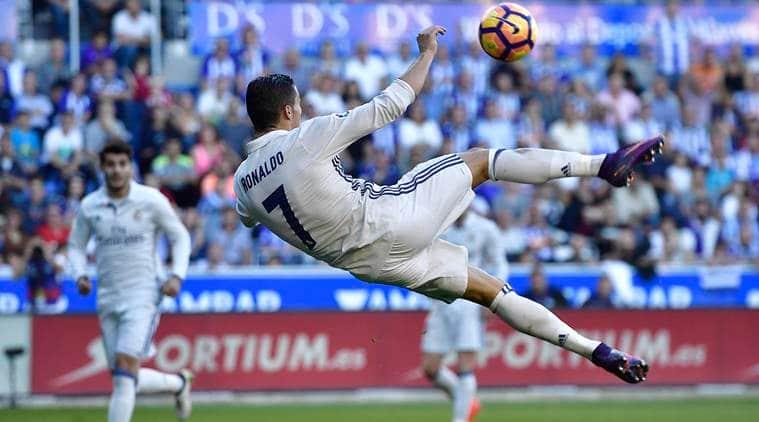 cristiano ronaldo, ronaldo, real madrid, madrid, spanish la liga, la liga, football news, football