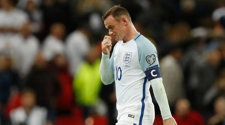 Wayne Rooney speaks for first time since England axe… alongside Gareth Southgate