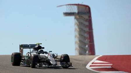 Nico Rosberg, Rosberg, United States Grand Prix, US GP, USGP, United States Grand Prix practice, Lewis Hamilton, F1, Formula 1, sports, sports news