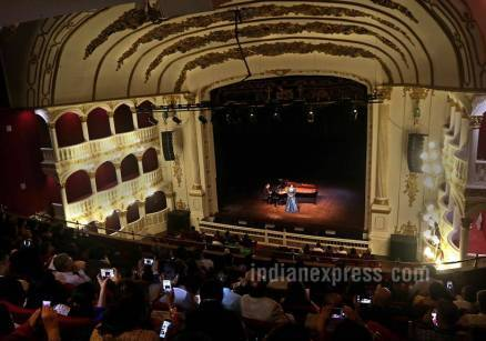 Royal Opera House, mumbai, MAMI, MAMI Film Festival, Royal Opera House Mumbai, Royal Opera House Bombay, Royal Opera House renovation, Royal Opera House reopening, Royal Opera House relaunching this weekend, Mumbai news