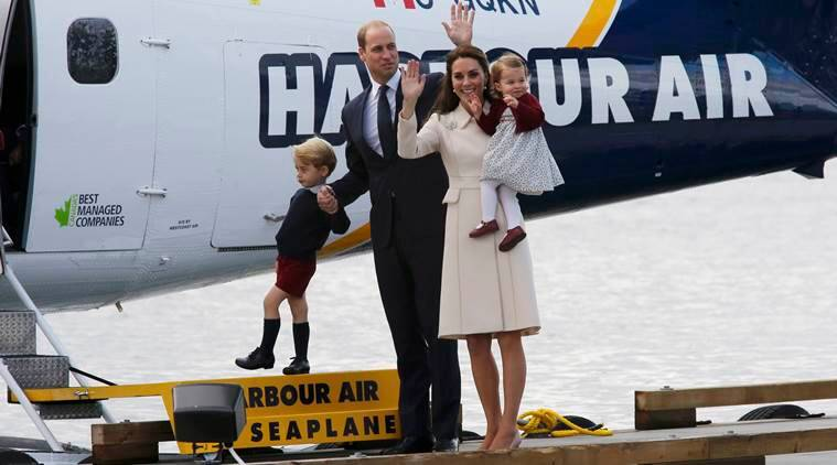 VICTORIA, BC, British Columbia, British Columbia royals, royal family canada visit, kate, Prince George, Prince William, Catherine, Duchess of Cambridge, Prince George, Princess Charlotte, latest news, latest world news