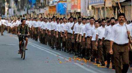 In key regions, upset RSS workers limit work in UP polls