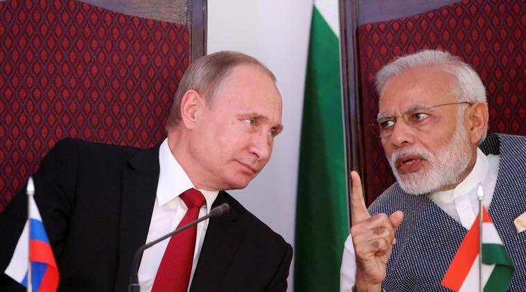 Russia-India oil deal, Russia oil deal, Essar-Rosneft deal, Saudi Aramco, Vladimir Putin, Putin, Narendra Modi, Modi, business news, commodities news, latest news, indian express