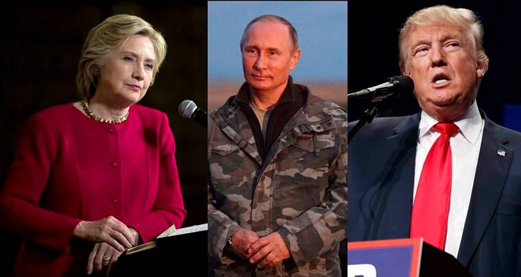 US presidential elections, US Russia, US Syria, Vladimir Putin, Ukraine, Bashar al assad, Clinton, Trump, news, latest news, world news, international news