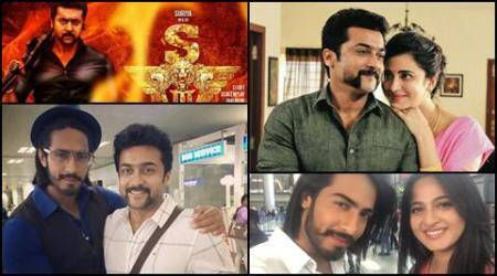 Ahead of Suriya's Singam 3 motion poster release, meet film's star cast