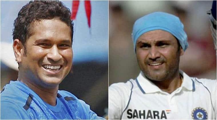 This Twitter exchange between Sachin Tendulkar and Virender Sehwag is epic