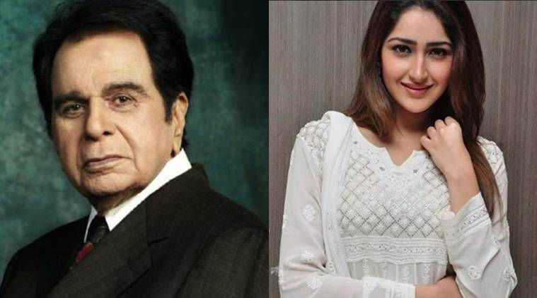 Saira Banu's niece, Sayyeshaa Saigal to make debut with Ajay Devgn Shivaay. The film will release on October 28.
