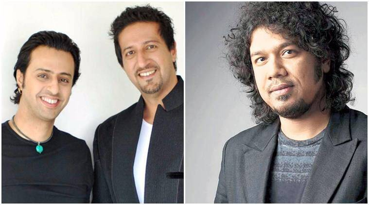 Salim Merchant, Sulaiman, Papon, Papon Salim Sulaiman concert, Salim Sulaiman MNS, musician MNS issue. musician pakistan ban, Salim Sulaiman, Salim Merchant Sulaiman, Composer Salim Merchant, Entertainment news
