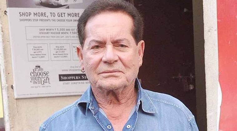 Salim Khan tweet, Salman Khan father, Salim Khan on today's actors, Salim Khan news, Salim Khan updates, Bollywood news, bollywood updates, entertainment news, indian express news, indian express