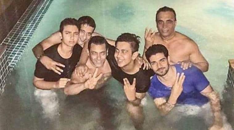 Salman Khan, Salman Khan diwali, Salman Khan family, Salman Khan family diwali, Salman Khan bigg boss