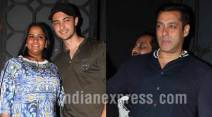 Salman Khan, Aayush Sharma's birthday, Aayush Sharma's birthday party, arpita khan