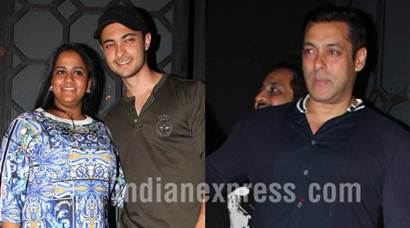 How Salman Khan and Khan-daan made Arpita's husband Aayush Sharma's birthday special