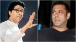 Why do we need Pakistani artists in our films, Raj Thackeray asks Salman Khan