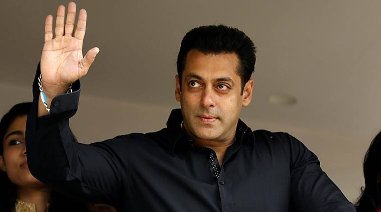 Salman Khan, Salman, Salman Khan BMC, BMC cleanliness drive, Salman BMC cleanliness drive, Mumbai cleanliness drive, Mumbai news, india news, latest news, indian express