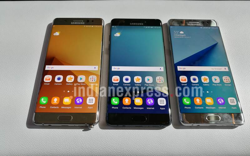 Samsung Galaxy Note 7, Samsung, Samsung Note 7 India replacement, Samsung Galaxy Note 7 India availability, Galaxy Note 7 replacement India, Samsung smartphone, US govt, Samsung Galaxy Note 7 on flights, smartphones, tech news, technology