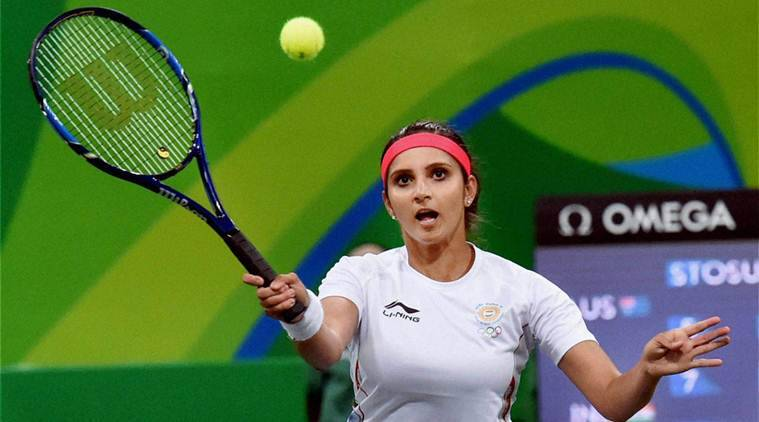 Sania mirza sails into womens doubles final of hobart international
