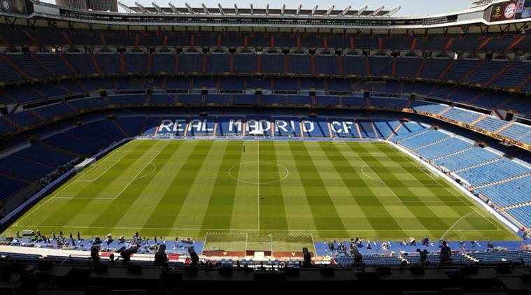 Real madrid, Madrid, Real madrid stadium, Real madrid home stadium, Santiago Bernabeu, Santiago Bernabeu Real Madrid, football news, football