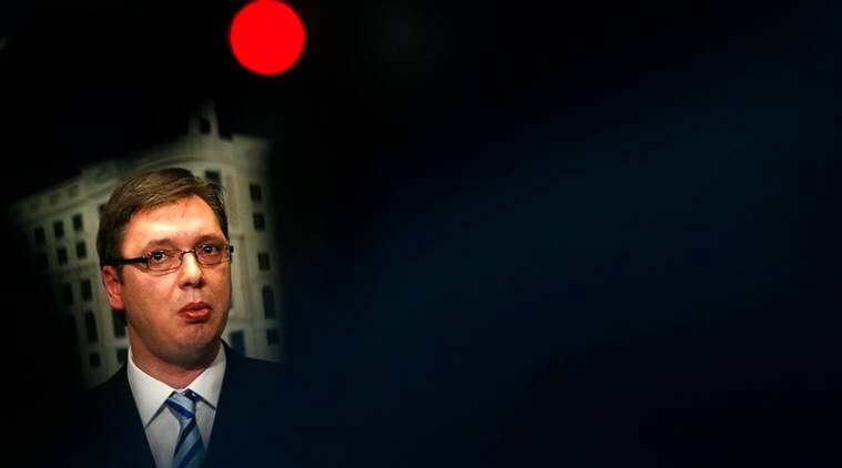 Aleksandar Vucic, Serbia prime minister, Serbia weapons, serbia security, serbia assassination attempt, news, latest news, world news, international news, Serbia news