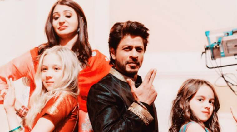 Shah Rukh Khan, Anushka Sharma, Imtiaz Ali, The Ring, Budapest