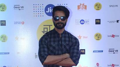 Why would I don Padmavati look at a film festival? Shahid Kapoor's epic answer will have you guffawing