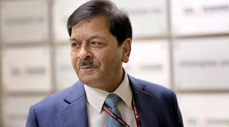 Director General of National Investigation Agency Sharad Kumar (Express Archives)