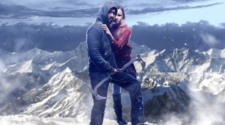 Shivaay box office collection day 8, Shivaay box office collection, Shivaay collection, Ajay Devgn Shivaay, Shivaay performance on box office, Trade analyst Taran Adarsh, ADHM vs Shivaay, ADHM collection, bollywood news, bollywood updates, entertainment news, indian express news, indian express