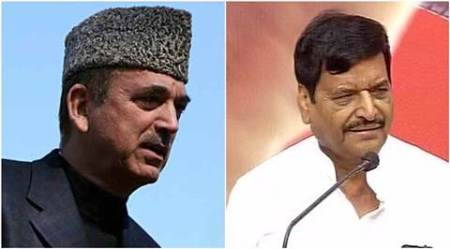 In hunt for alliance, Shivpal Yadav and Gulam Nabi Azad met JD(U)'s Sharad Yadav