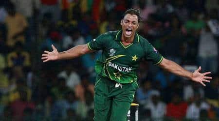 shoaib akhtar, shoaib, Matthew Hayden, hayden, rawalpindi express, cricket, sports news, pakistan, australia, indian express