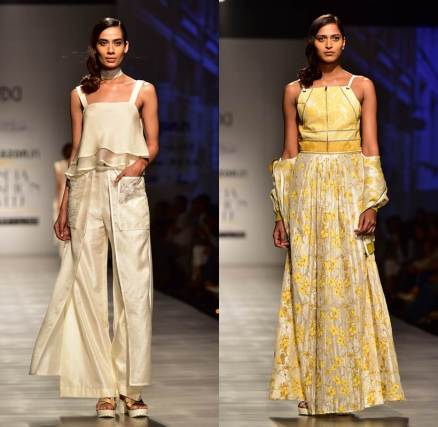 AIFW SS17: Sona Mohapatra adds drama to runway, turns showstopper for Virtues