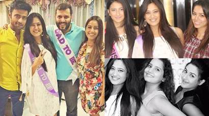 Shweta Tiwari's baby shower pics are the cutest thing to see today