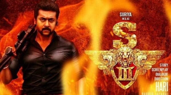 Suriya's Singam 3 released on Monday