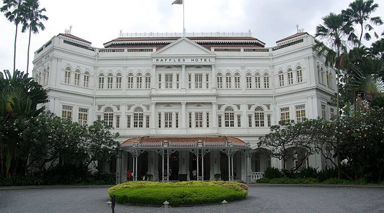 raffles hotel, singapore raffles hotel, singapore hotels, singapore hotel, singapore oldest hotel, singapore monuments, singapore sightseeing, singapore, singapore news, world news