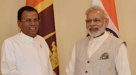 Sri Lanka President Sirisena orders release of all Tamil civilian lands by December 31