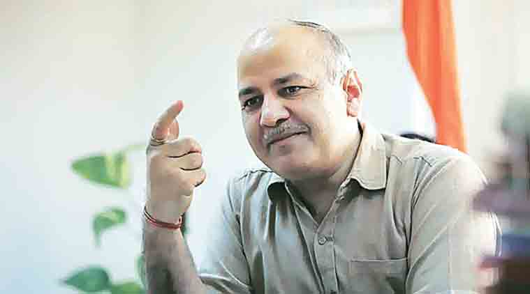 manish sisodia, delhi govt, delhi education minister, complaint portal, education portal, directorate of education, doepvt.delhi.gov.in, edudel.nic.in, delhi schools, complaint against pvt school, complaint against pvt school in delhi, education news, delhi news, indian express