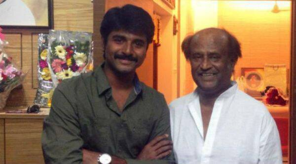 Rajinikanth phoned Sivakarthikeyan to congratulate over the success of his latest film, Remo.