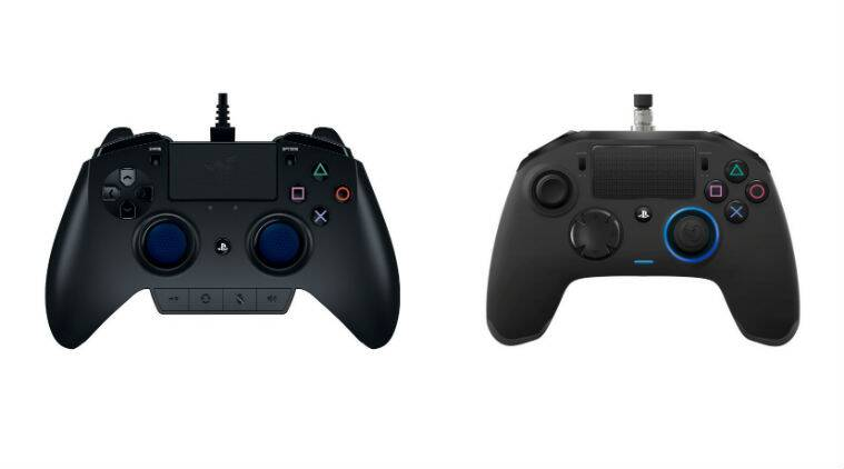 Sony, Sony elite controllers, sony ps4 controllers, playstation 4 controllers, dualshock 4, nacon revolution controller, razer raiju controller, nacon revolution features, razer raiju features, new playstation 4 controllers, esports, esports tournaments, ps4 elite controllers, gaming, technology, technology news