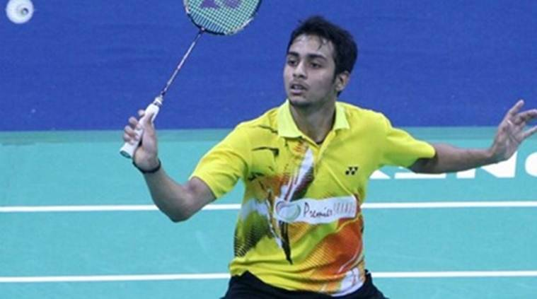 badminton, india badminton, sourabh verma, bitburger open, badminton news, sports news